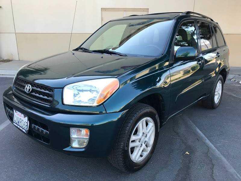 Toyota RAV4 2002 $4995.00 incacar.com