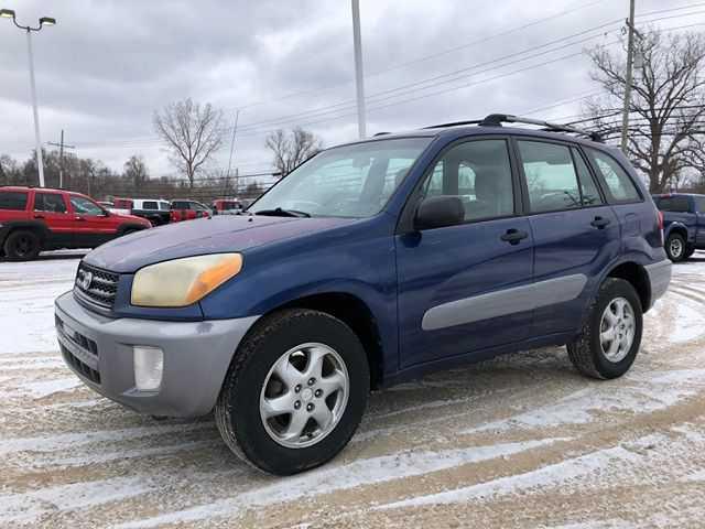 Toyota RAV4 2003 $1400.00 incacar.com