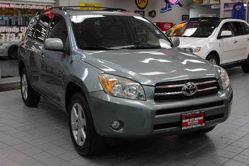 Toyota RAV4 2007 $7850.00 incacar.com