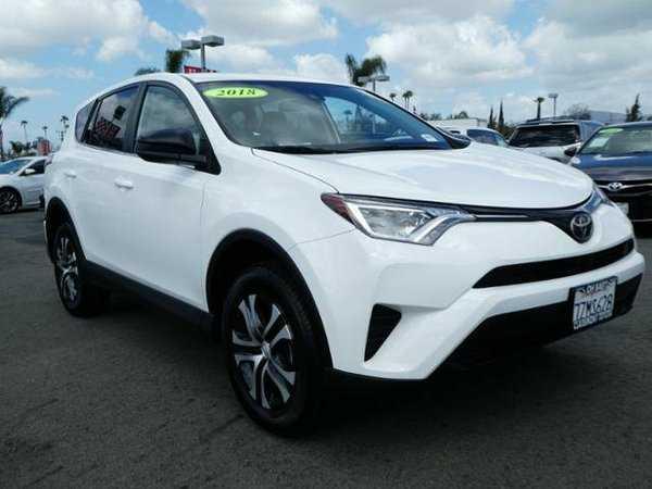 Toyota RAV4 2018 $23488.00 incacar.com