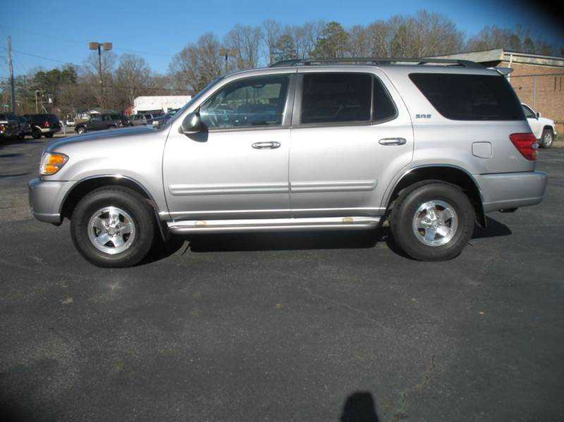 Toyota Sequoia 2001 $6995.00 incacar.com