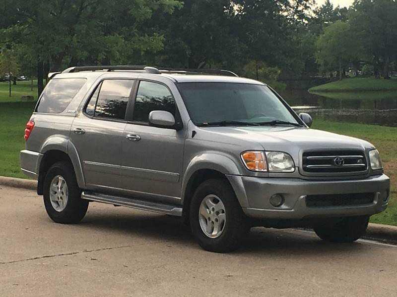 Toyota Sequoia 2001 $3500.00 incacar.com