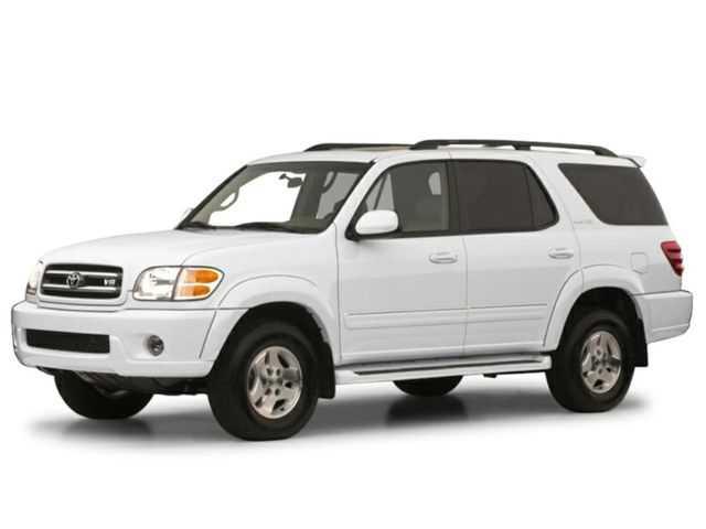 Toyota Sequoia 2001 $4989.00 incacar.com
