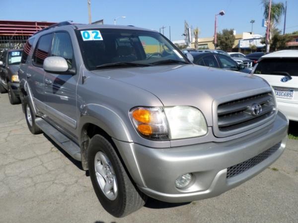 Toyota Sequoia 2002 $8950.00 incacar.com