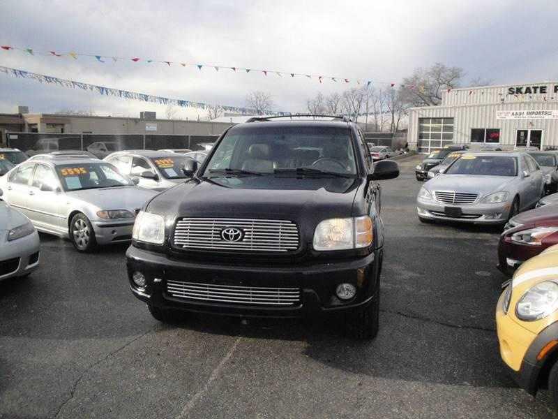 Toyota Sequoia 2002 $5995.00 incacar.com