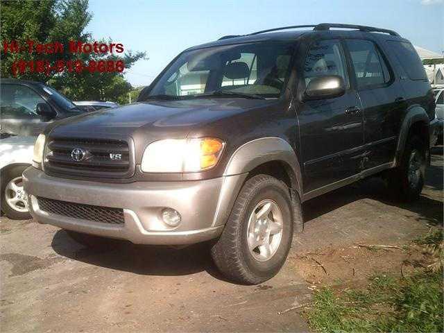 Toyota Sequoia 2003 $4000.00 incacar.com