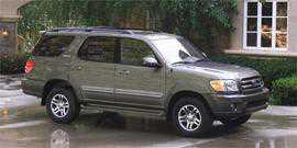 Toyota Sequoia 2003 $5883.00 incacar.com