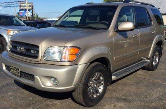 Toyota Sequoia 2004 $6995.00 incacar.com