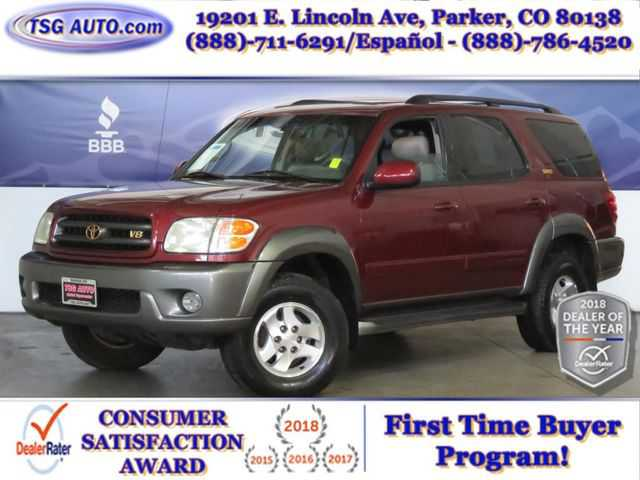 Toyota Sequoia 2004 $10999.00 incacar.com