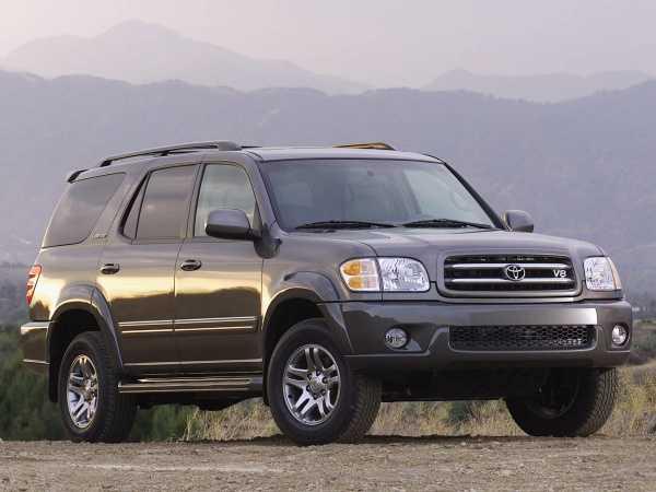 Toyota Sequoia 2004 $4560.00 incacar.com