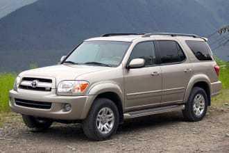 Toyota Sequoia 2005 $8999.00 incacar.com
