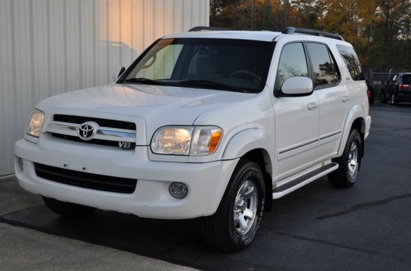 Toyota Sequoia 2005 $6500.00 incacar.com
