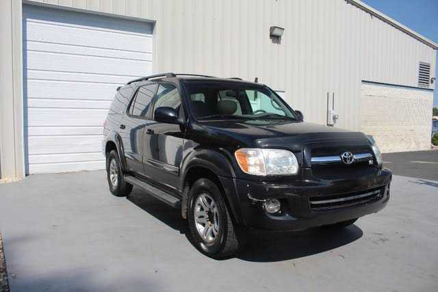 Toyota Sequoia 2006 $7999.00 incacar.com