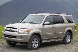 Toyota Sequoia 2006 $7676.00 incacar.com