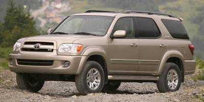Toyota Sequoia 2007 $10795.00 incacar.com