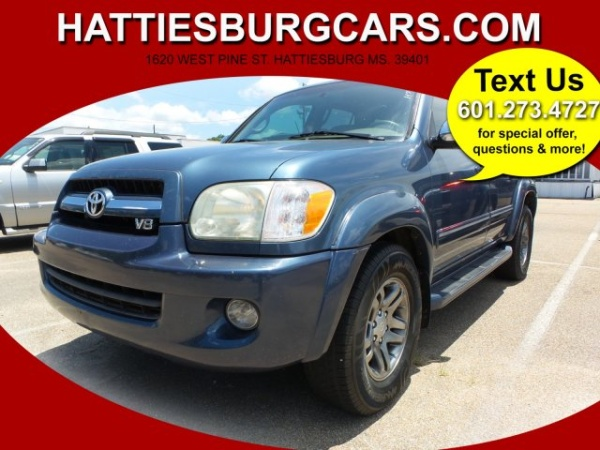 used Toyota Sequoia 2007 vin: 5TDZT38A47S294006