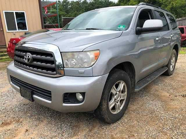 used Toyota Sequoia 2008 vin: 5TDBY64A88S015037
