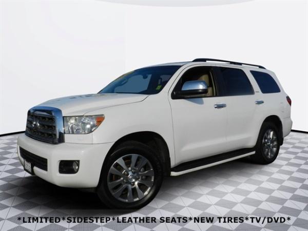 Toyota Sequoia 2011 $15995.00 incacar.com