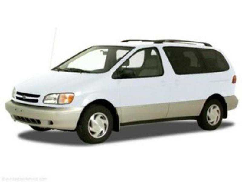 Toyota Sienna 2000 $2995.00 incacar.com
