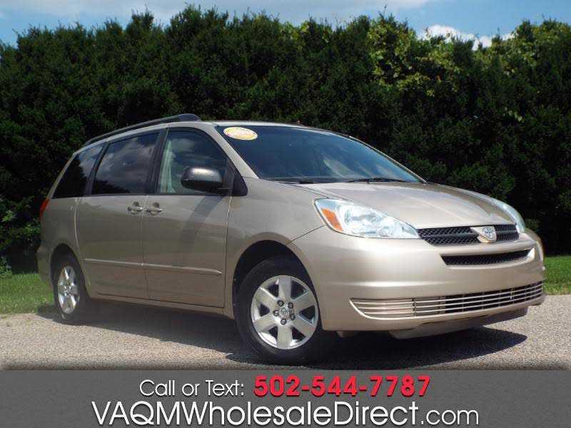 Toyota Sienna 2004 $5495.00 incacar.com