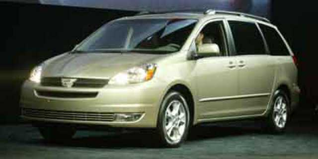 Toyota Sienna 2004 $3500.00 incacar.com