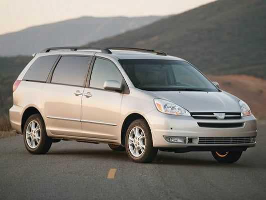 Toyota Sienna 2004 $7990.00 incacar.com