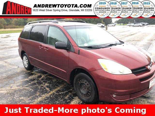 used Toyota Sienna 2005 vin: 5TDZA23C15S345113