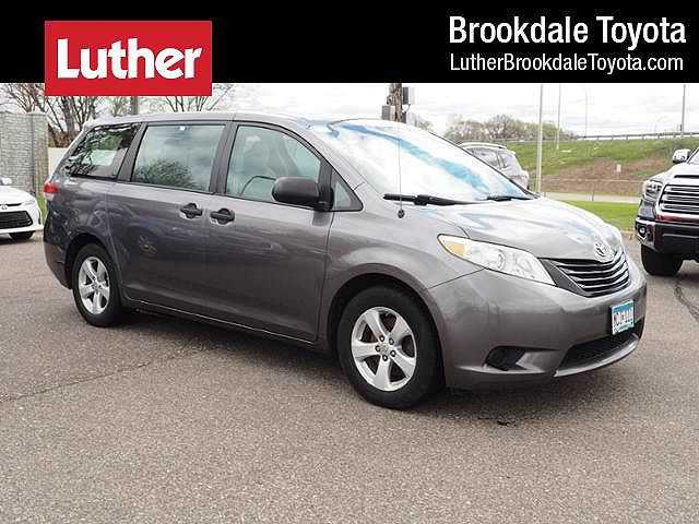 used Toyota Sienna 2011 vin: 5TDZK3DC5BS112638
