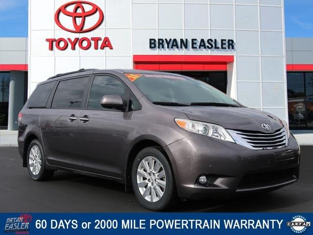 Toyota Sienna 2011 $16999.00 incacar.com