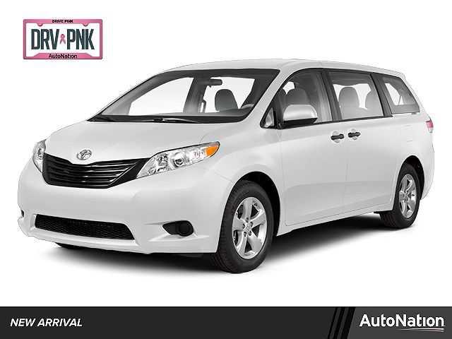 Toyota Sienna 2013 $5459.00 incacar.com