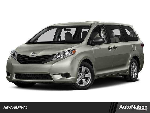 Toyota Sienna 2015 $11605.00 incacar.com