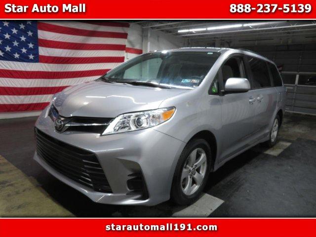 Toyota Sienna 2018 $23995.00 incacar.com