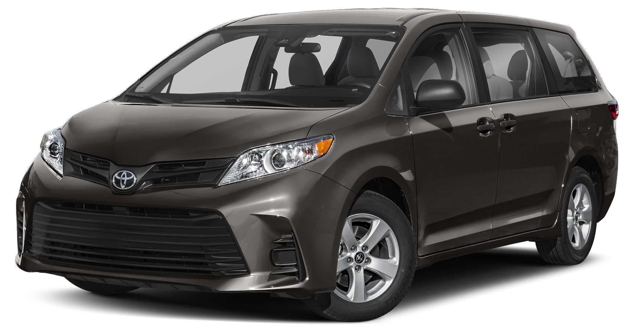 Toyota Sienna 2019 $49328.00 incacar.com