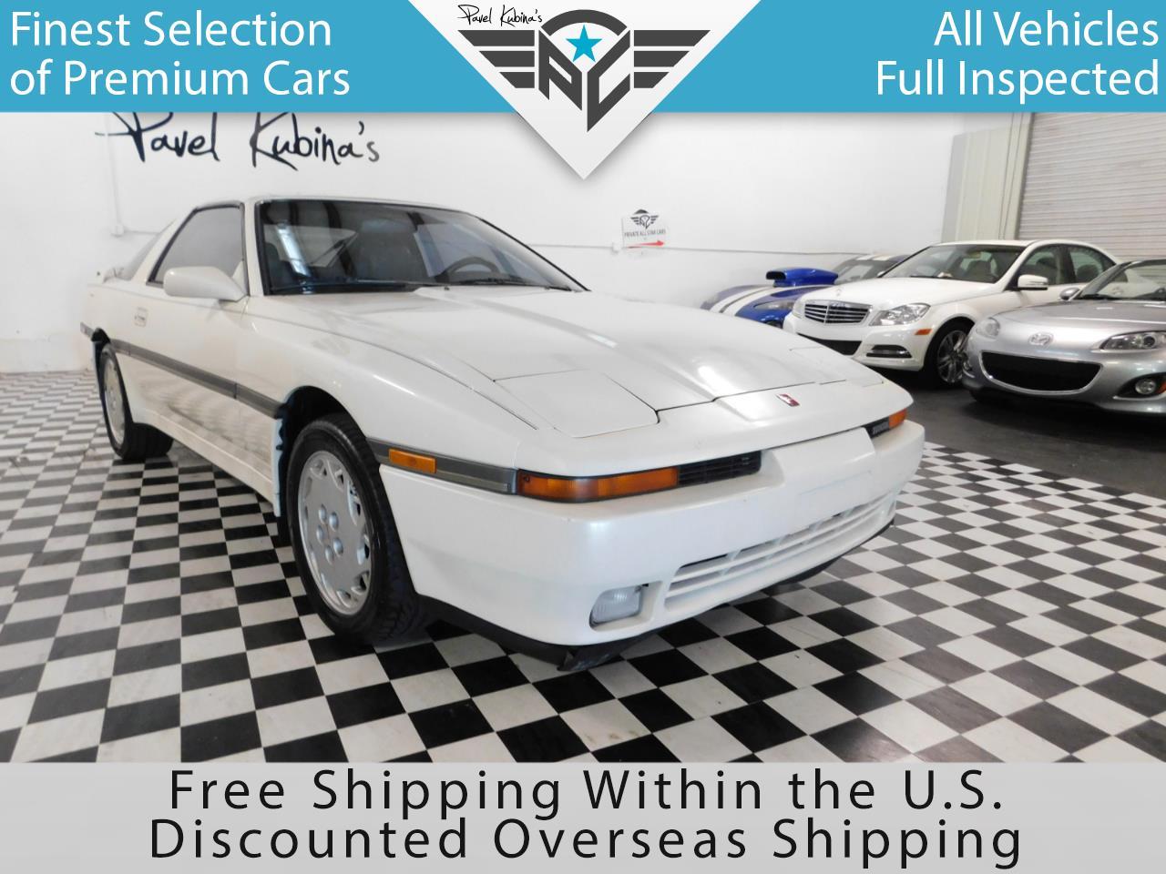 Toyota Supra 1989 $8500.00 incacar.com