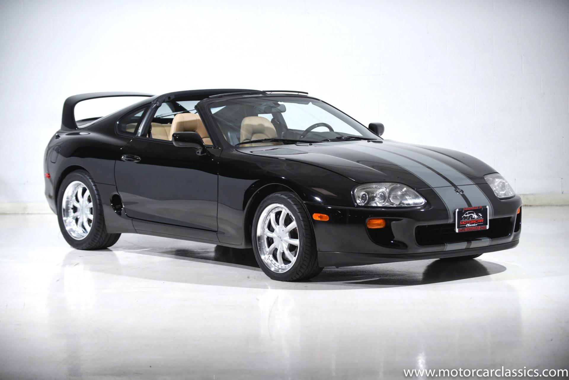 Toyota Supra 1995 $129900.00 incacar.com
