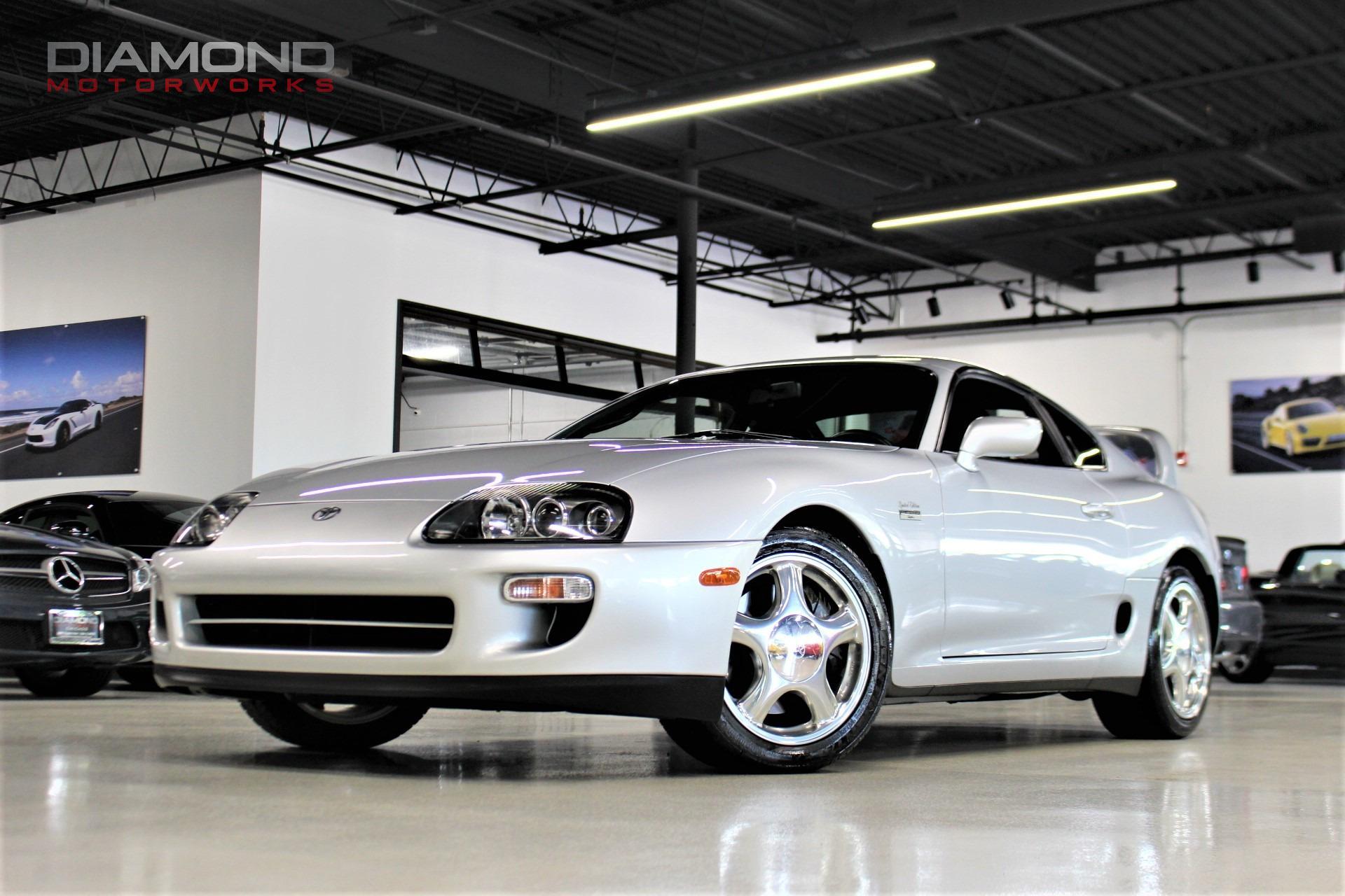 Toyota Supra 1997 $119800.00 incacar.com