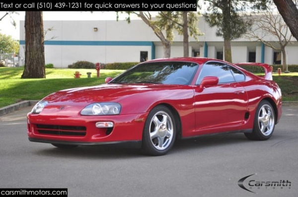 Toyota Supra 1998 $64995.00 incacar.com