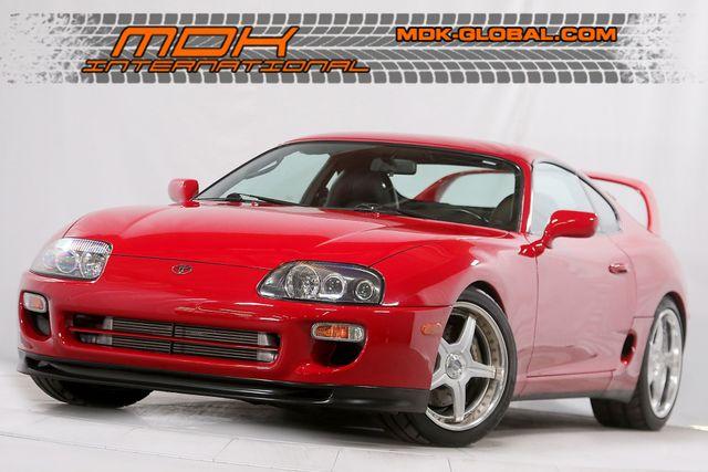 Toyota Supra 1998 $96990.00 incacar.com