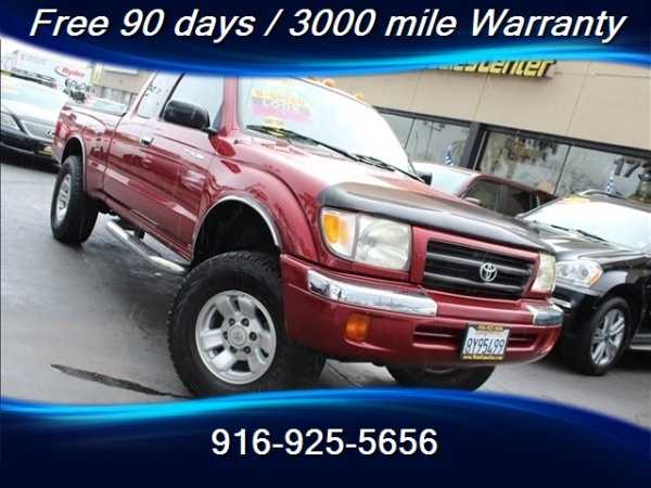 used Toyota Tacoma 1998 vin: 4TAWN72NXWZ093932