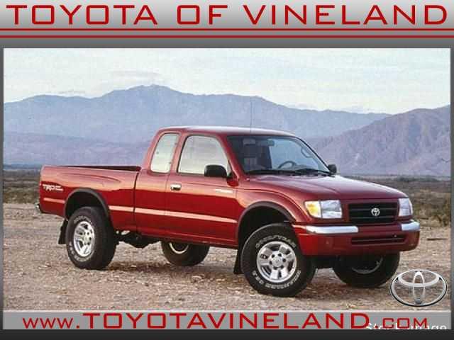 Toyota Tacoma 1999 $6995.00 incacar.com