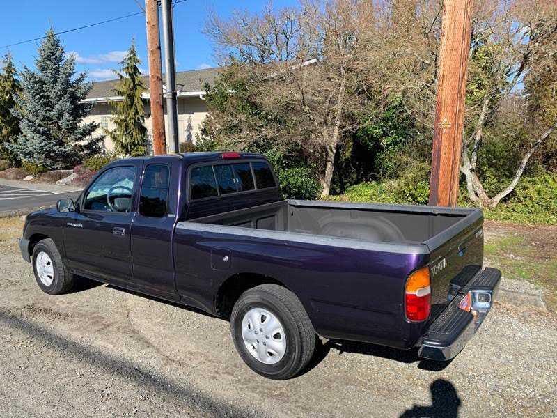Toyota Tacoma 1999 $4999.00 incacar.com