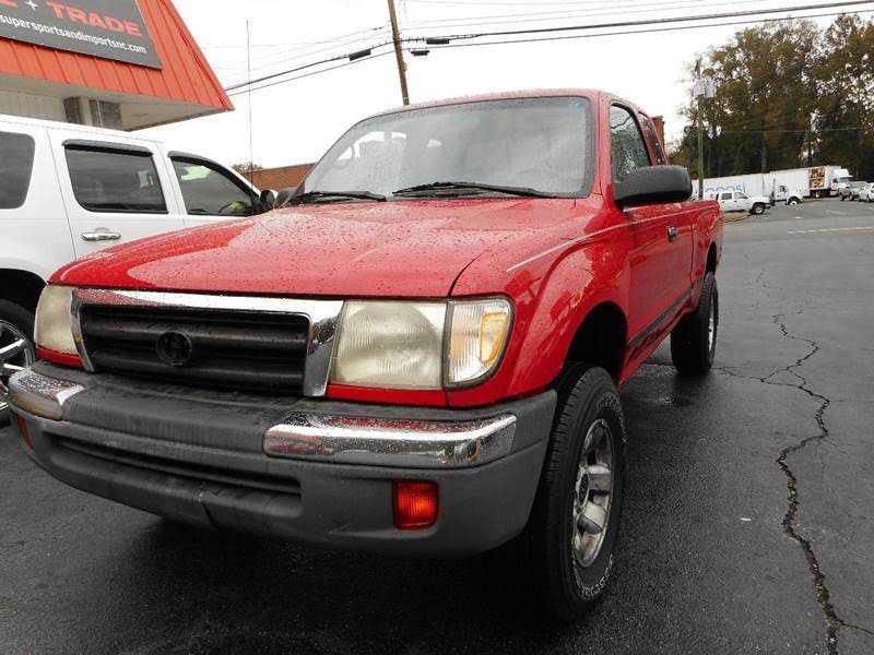 Toyota Tacoma 2000 $4965.00 incacar.com
