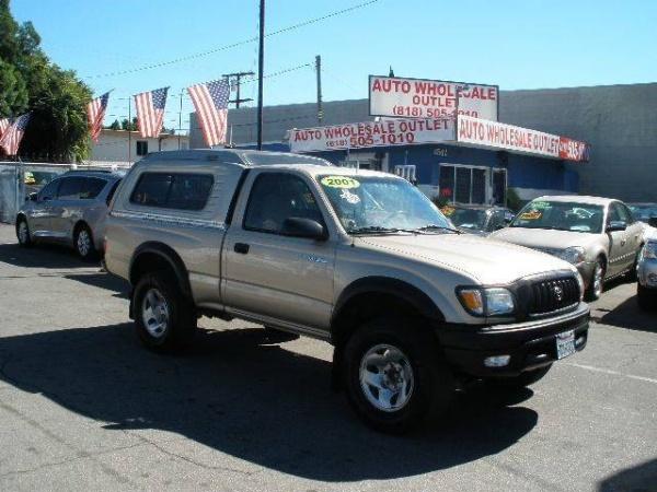 Toyota Tacoma 2001 $4995.00 incacar.com