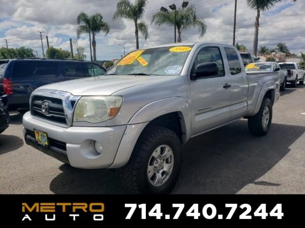 Toyota Tacoma 2005 $12495.00 incacar.com