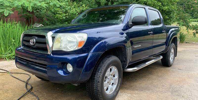 Toyota Tacoma 2007 $8850.00 incacar.com