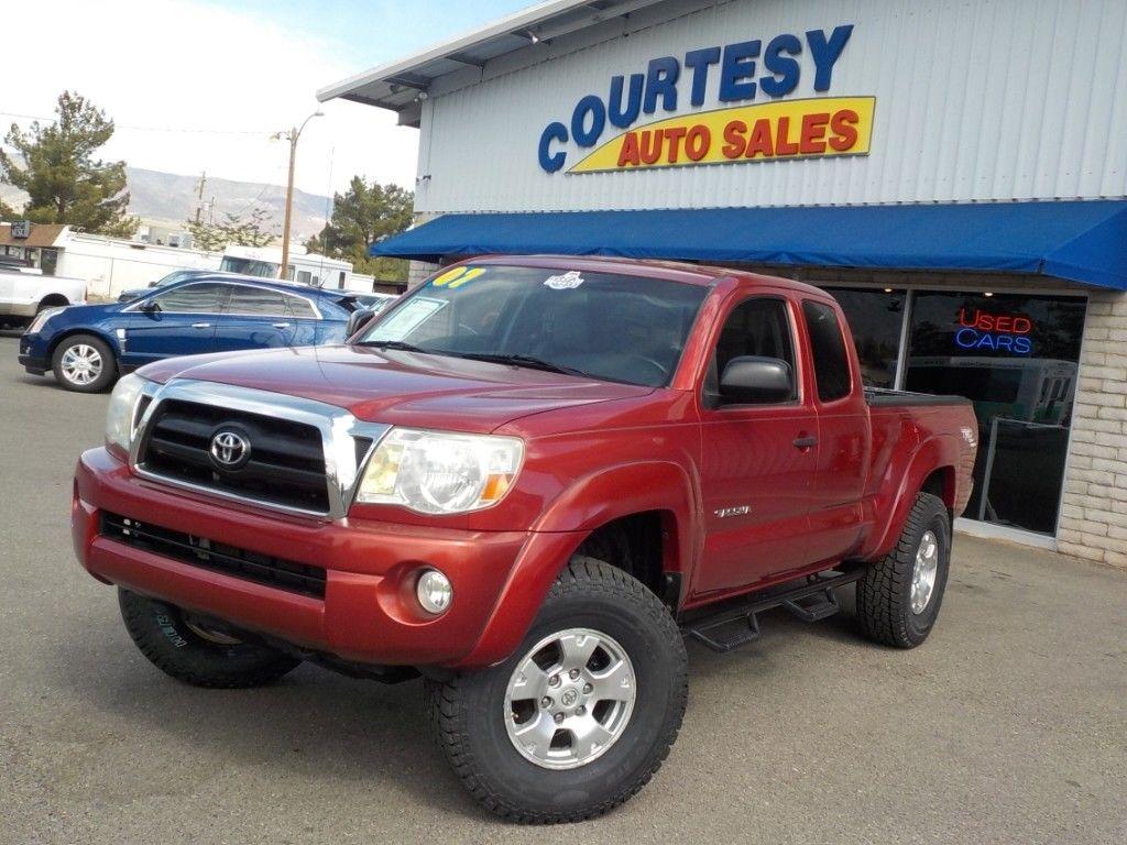 Toyota Tacoma 2007 $16777.00 incacar.com