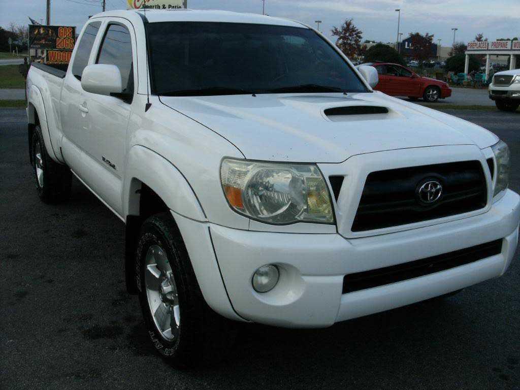 Toyota Tacoma 2007 $9995.00 incacar.com