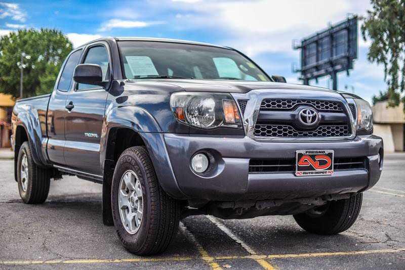 Toyota Tacoma 2011 $12999.00 incacar.com