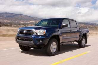 Toyota Tacoma 2013 $9977.00 incacar.com