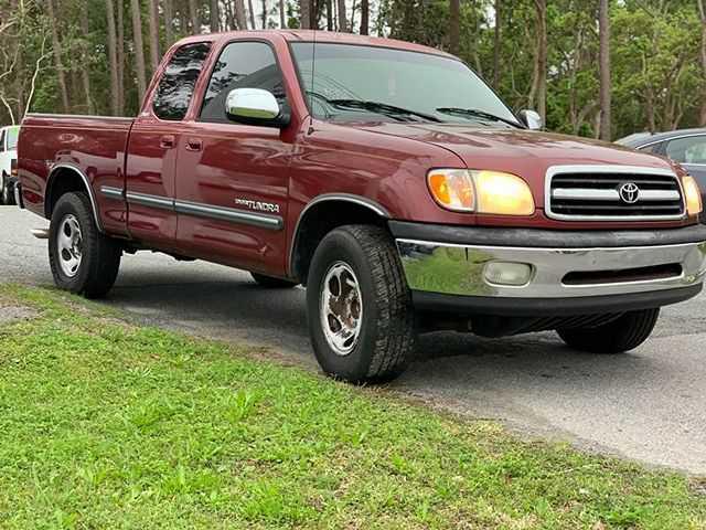 Toyota Tundra 2002 $5490.00 incacar.com